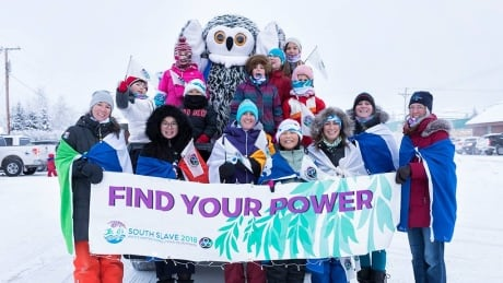 CBC North is proud sponsor of the 2018 Arctic Winter Games.