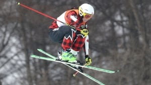 Defending champ Marielle Thompson eliminated from ski cross competition