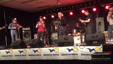 Mackenzie Delta Band