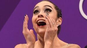 Kaetlyn Osmond wins bronze in women's figure skating