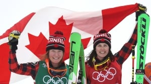 Canada sets national record with 27th Winter Olympic medal