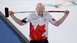 Canadian men's curlers fall to Swiss in bronze-medal match