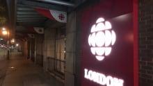 CBC London on Dundas Street, February 23, 2018