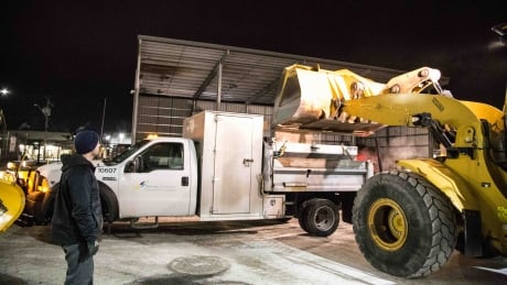 Cities preparing for snow on B.C.'s South Coast