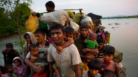Myanmar Bulldozing History