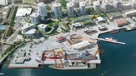 Dry dock approval for Victoria harbour brings high hopes for highly paid jobs