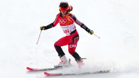 Erin Mielzynski Alpine Mixed Team Event Canada