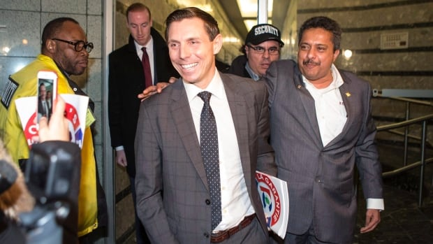Former PC leader Patrick Brown files notice of libel against CTV News