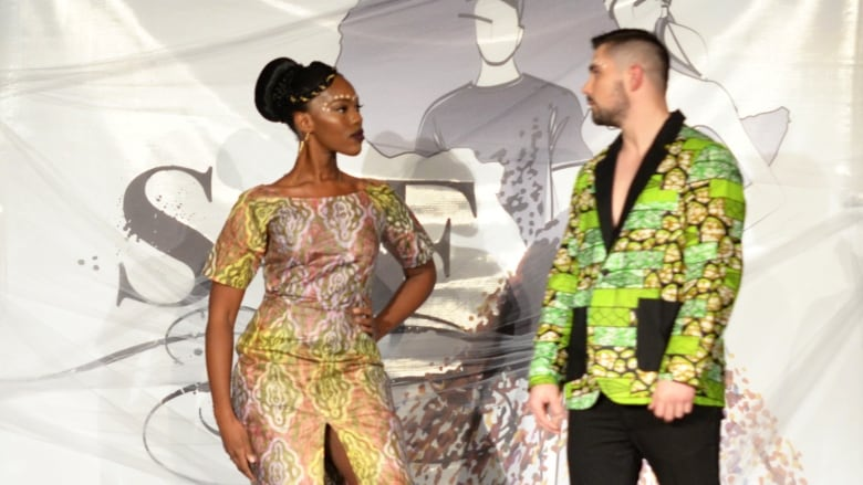 Fashion Is Who We Are Designers Of African Heritage Shine At Sask Show Cbc News