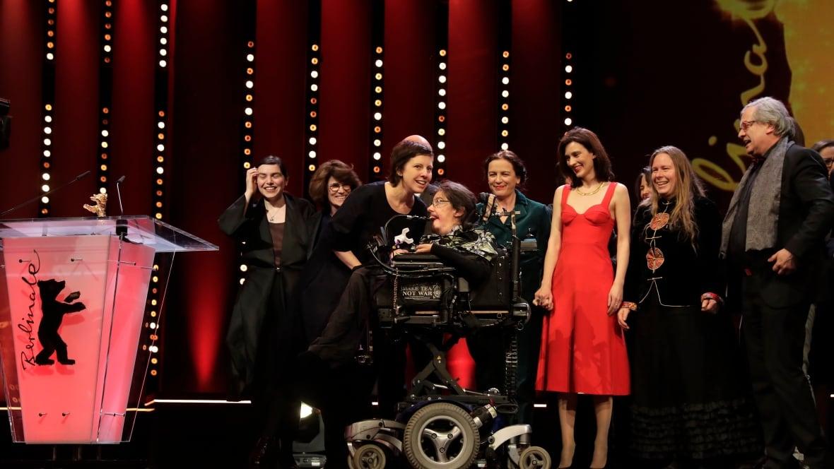 Touch Me Not wins Berlin film fest's top award