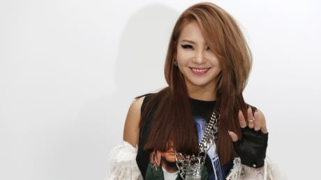 CL at Chanel