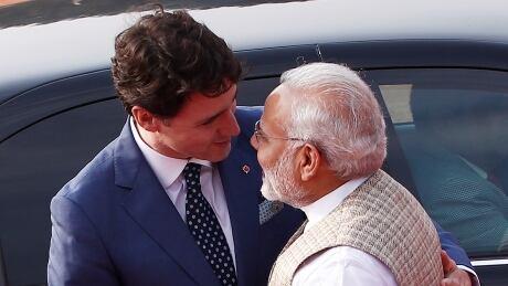 INDIA-CANADA/TRUDEAU