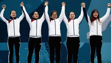 South Korea Women's Curling Silver