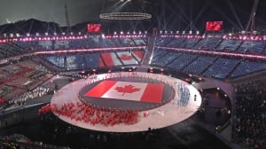 Watch the 2018 Olympic Winter Games closing ceremony
