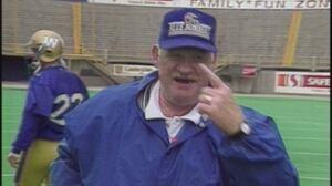 Winnipeg Blue Bombers announce death of former coach Urban Bowman