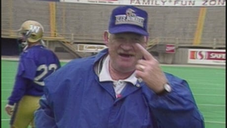 Winnipeg Blue Bombers announce death of former coach Urban Bowman thumbnail