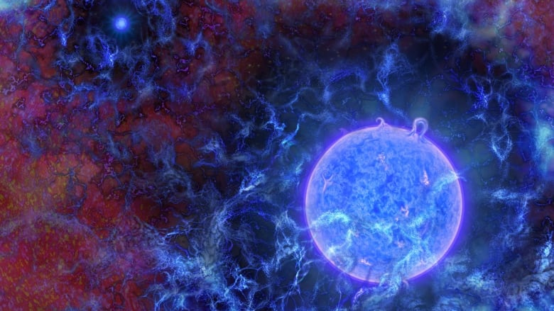 astronomers believe they ve found signs of earliest stars in