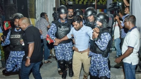 Maldives opposition members arrested after top court validates emergency rule
