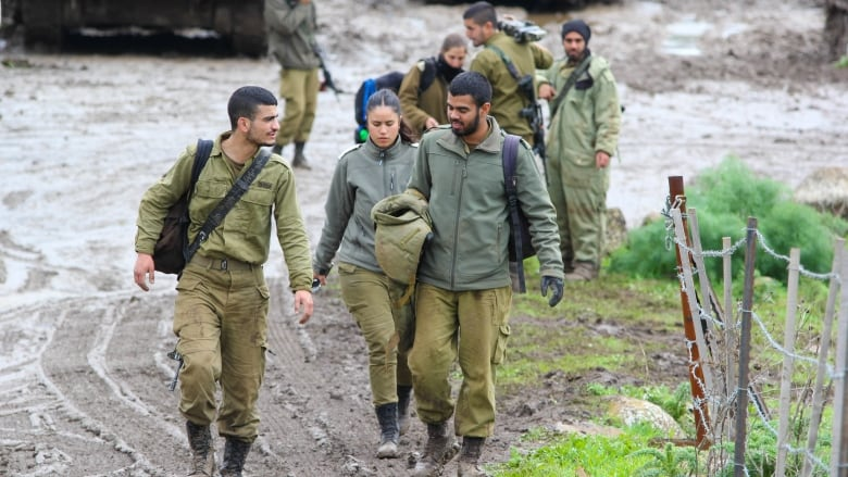 With Iran operating in Syria, Israel girds itself for 'First