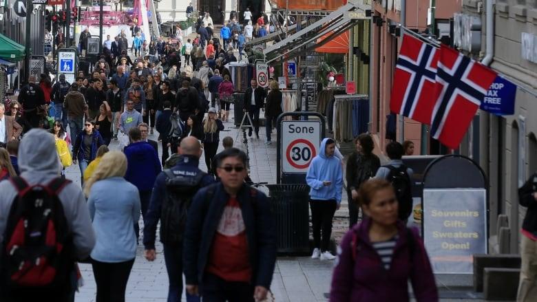 d05f17ab Norwegians get richer as sovereign wealth fund adds billions | CBC News