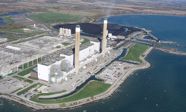 Nanticoke Generating Station towers to be demolished