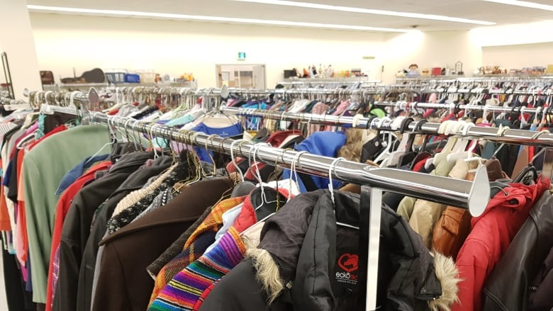 df81d07ceb7 The retail store located on Arthur Street in Elmira will be selling unsold  clothing from MCC thrift stores across Ontario. Shoppers can get a pound of  ...