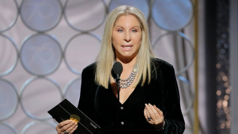 Barbra Streisand clarifies comments about Michael Jackson accusers