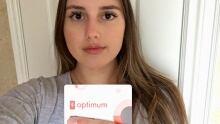 Stephanie Oliinyk Optimum Card