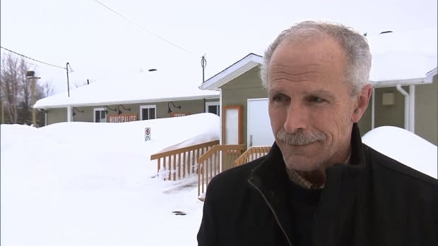 The mayor of Ristigouche-Sud-Est, François Boulay, says the past four years have weighed on the town of 157 people, facing a $1-million lawsuit.
