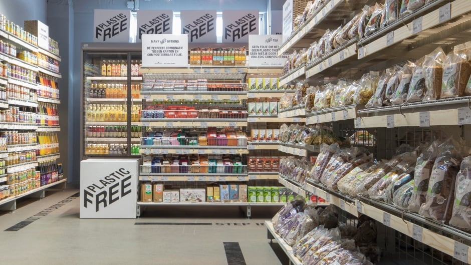 Image result for ekoplaza plastic free aisle