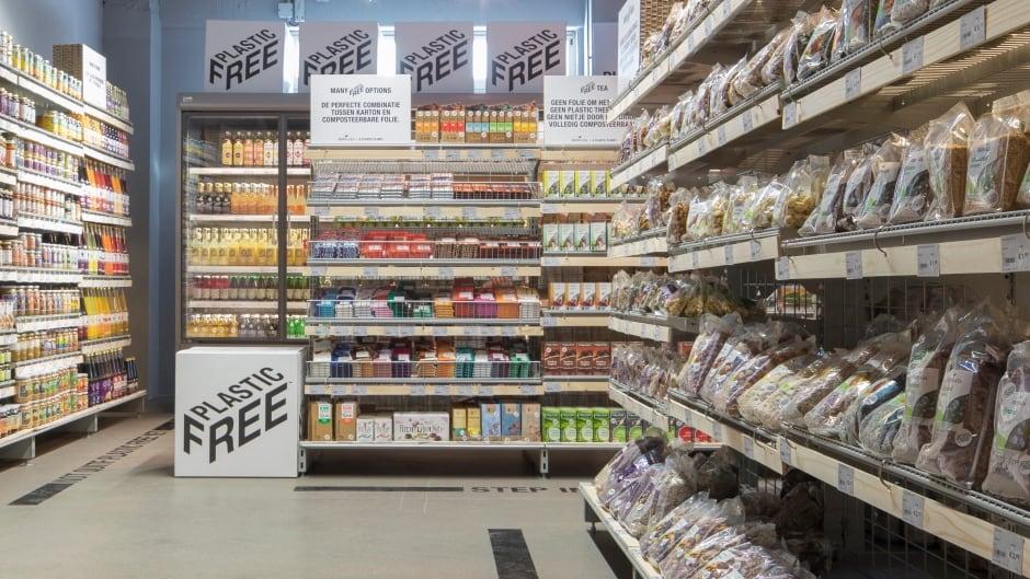 Image result for ekoplaza plastic free aisle