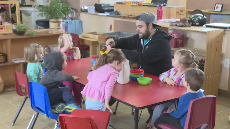 Wanted: More childcare spaces, better pay for workers | CBC News