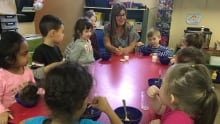 Daycare spaces PEI