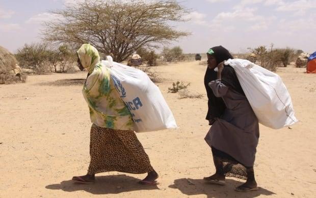 Somalia East Africa Famine
