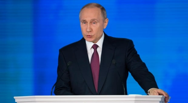 Putin's New Nuclear Arsenal Spawning More Tough Talk