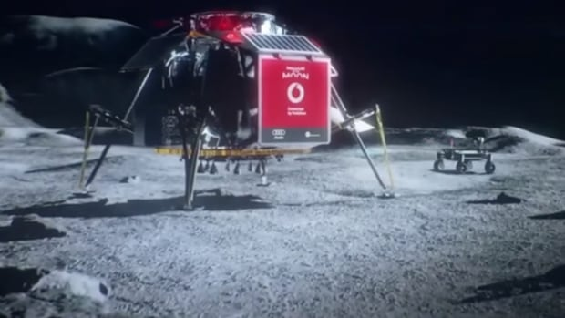Audi Is Helping Give the Moon a Cell-Phone Network