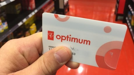 PC Optimum card