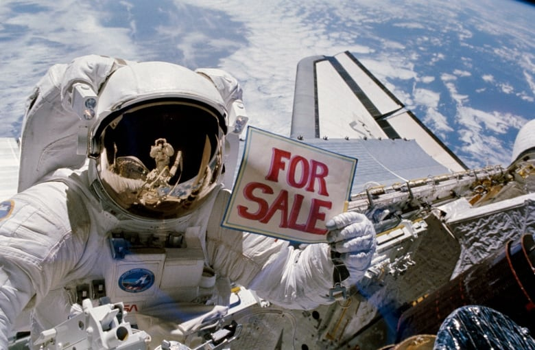 Why selling off the International Space Station would be a tricky mission for the U.S.
