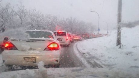 Heavy, wet snow in forecast for Edmonton prompts weather warning thumbnail