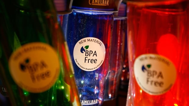 Plastic labelled 'BPA free' might not be safe, studies suggest | CBC News