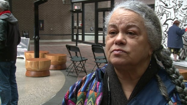 Elder Dalannah Gail Bowen says the Vancouver Native Health Society is a special place, and if certain services move, she says patients likely won't know where to find them.