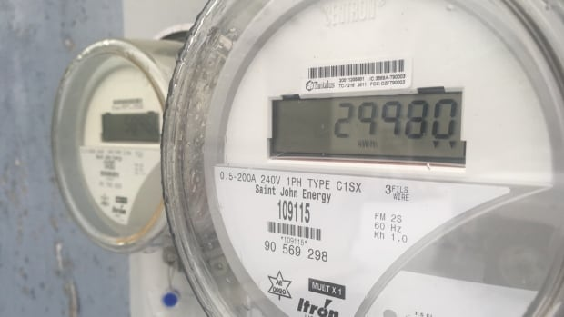 Smart meters already in use in New Brunswick | CBC News