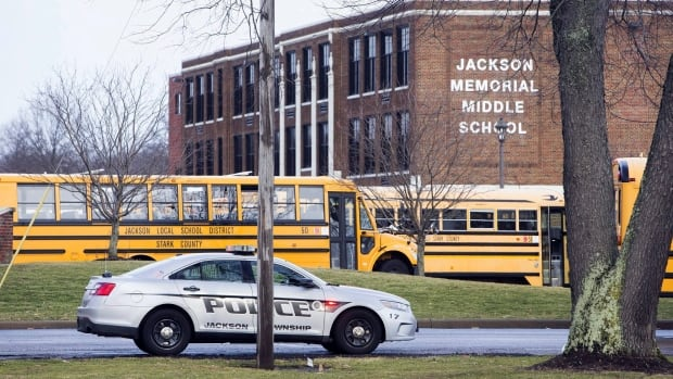 Police Say Massillon Student Planned To Hurt Others