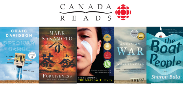 Here's a toolkit for using Canada Reads in your classroom   CBC Books