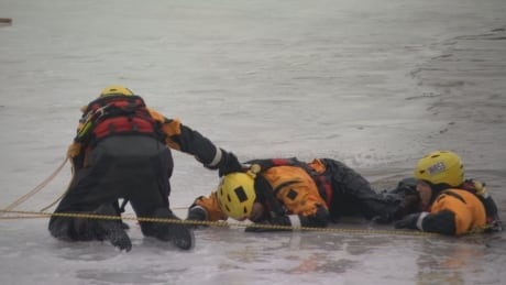 Townships may add water rescue to list of firefighter activities thumbnail