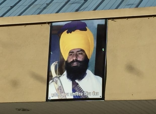 Parmar poster