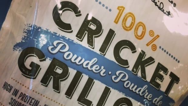 Loblaw Companies Ltd. says it is adding cricket powder to its lineup of President's Choice products.