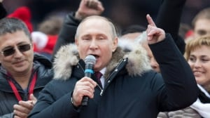 'Mr. Putin will be president without my vote': The role of apathy in the Russian election