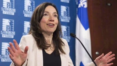 Bloc Quebecois youth wing drops support for Martine Ouellet