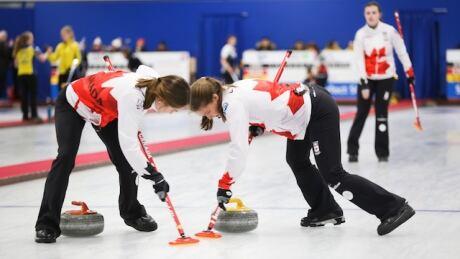 Curling world juniors